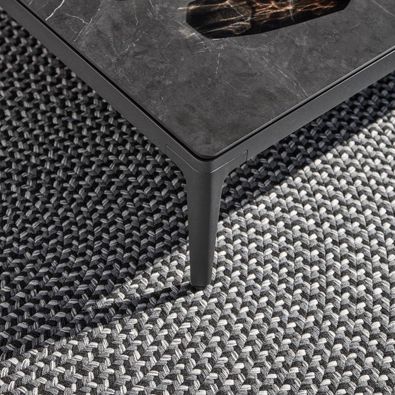 Outdoor Teppiche outdoor teppich ø 140 cm
