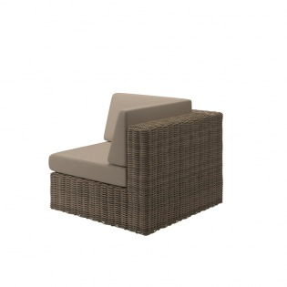 Havana Eckmodul, Willow / Taupe
